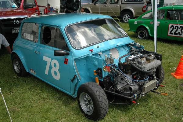 Mg Manfeild Classic Sports Car Photos Sports Car Club Of New