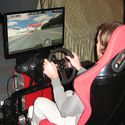B A Racer Simulator Night