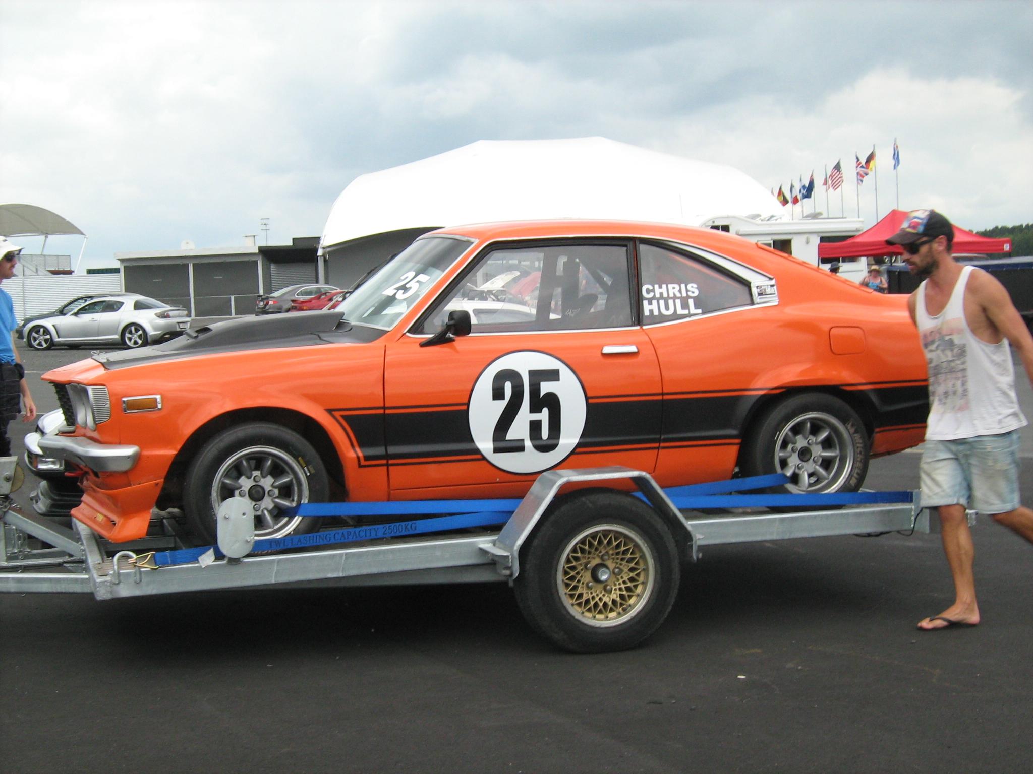 Car Club Inc: SCCNZ Grid • Sports Car Club Of New