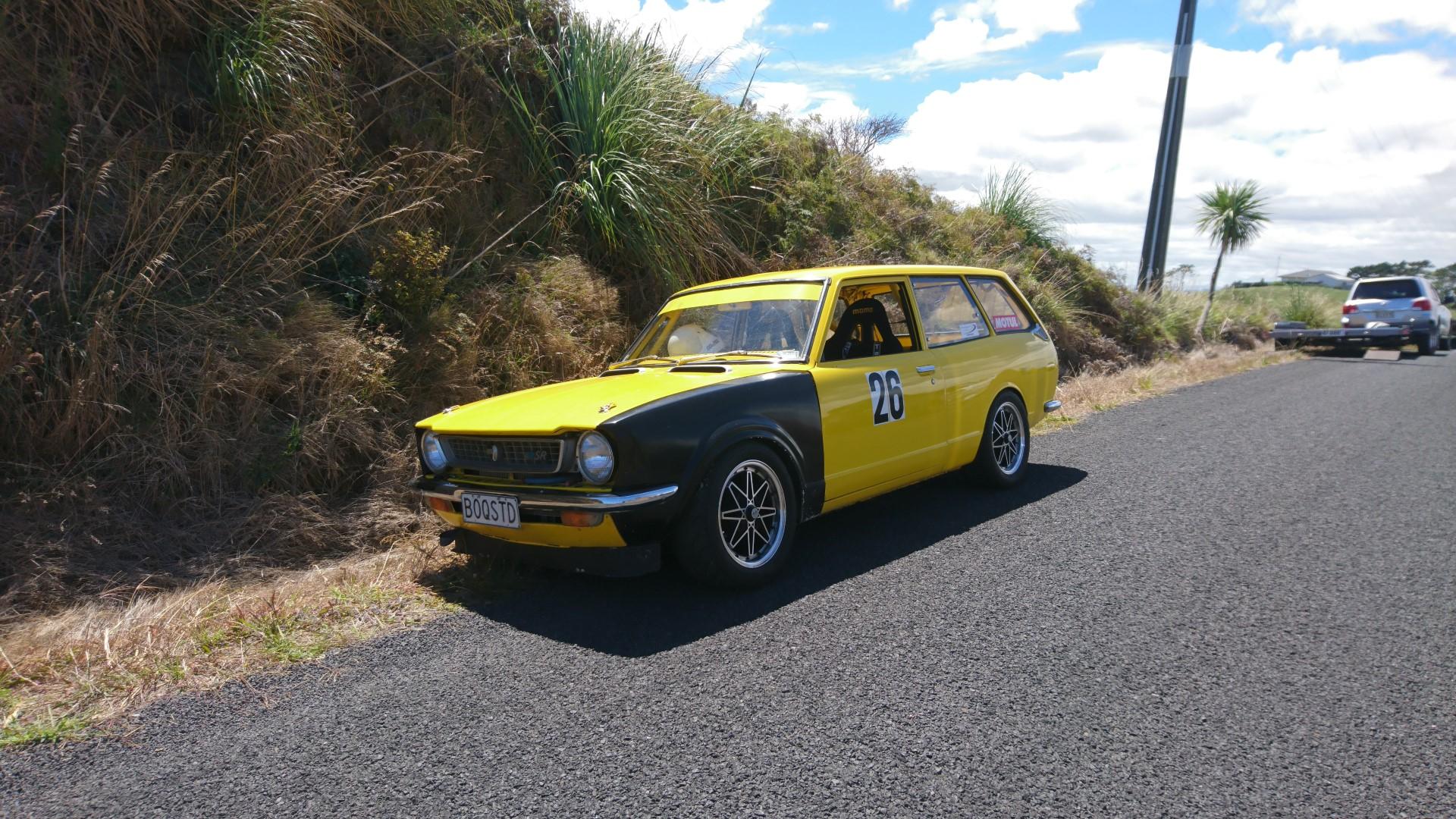 MGCC Otaua Hillclimb • Sports Car Club of New Zealand Inc