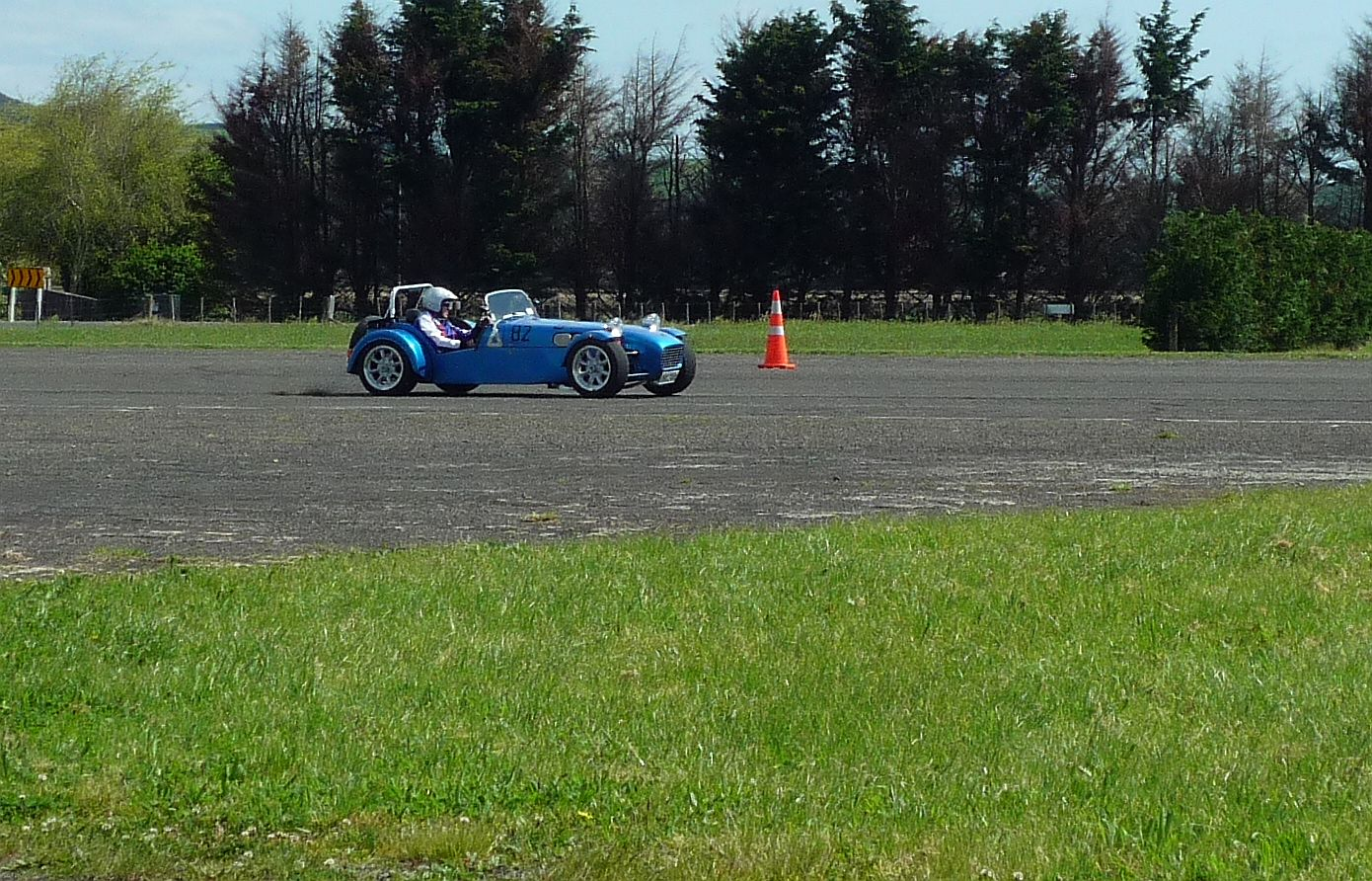 Car Club Inc: Ardmore Autocross • Sports Car Club Of New Zealand Inc